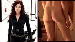 SekushiLover – Black Widow vs Nude Scarlett